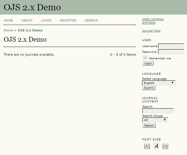 Cara Upgrade OJS 2 ke OJS 3 (Open Journal System)